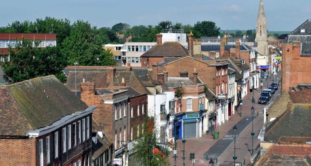 Sittingbourne location - Metromix Concrete suppliers of ready mix concrete in Sittingbourne, Kent